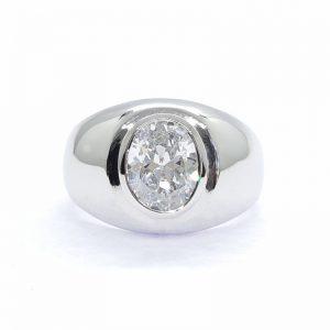 Men ring cz ring แหวนเพชรสวิส เพชรcz แหวนชาย โรงงานผลิตเครื่องประดับเพชรสังเคราะห์ M205