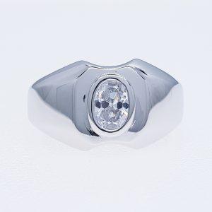 cz ring แหวนเพชรสวิส เพชรcz โรงงานผลิตเครื่องประดับเพชรสังเคราะห์ M272