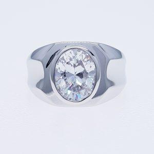 cz ring แหวนเพชรสวิส เพชรcz โรงงานผลิตเครื่องประดับเพชรสังเคราะห์ M303